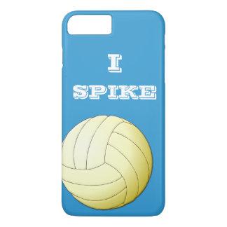Ich nagele Volleyball iPhone 7 Pluskasten fest iPhone 8 Plus/7 Plus Hülle