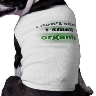 Ich rieche Bio Shirt