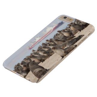 Ich rufe schützenden Fall S6 mit Kolonie des Barely There iPhone 6 Plus Hülle