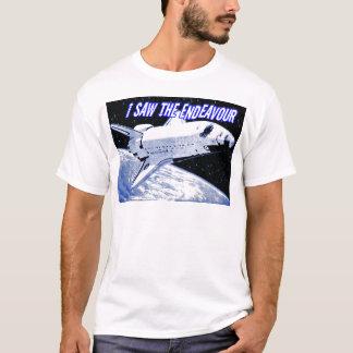 Ich sah die BEMÜHUNG SHUTTLE_ T-Shirt