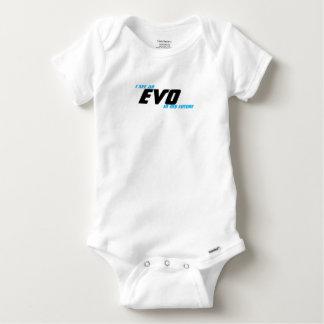 Ich sehe ein EVO in meiner Zukunft Baby Strampler