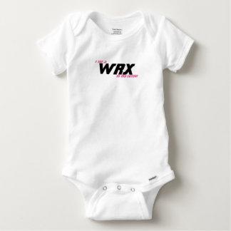 Ich sehe ein WRX in meiner Zukunft Baby Strampler