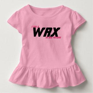 Ich sehe ein WRX in meiner Zukunft Kleinkind T-shirt