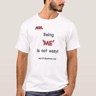 ICH sein (Licht) T-Shirt