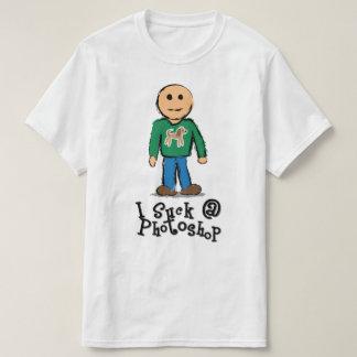 Ich sind zum Kotzen bei Photoshop T-Shirt