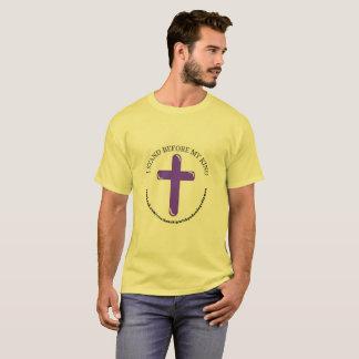 ICH STEHE VOR dem T - Shirt MEINER KÖNIGmänner