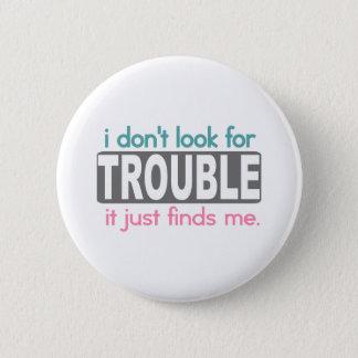 Ich suche nicht nach Problem Runder Button 5,1 Cm