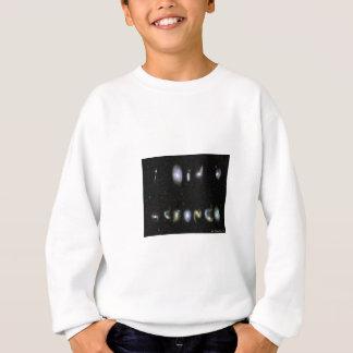 """""""Ich tat eine Wissenschaft"""" - geschrieben in Sweatshirt"""