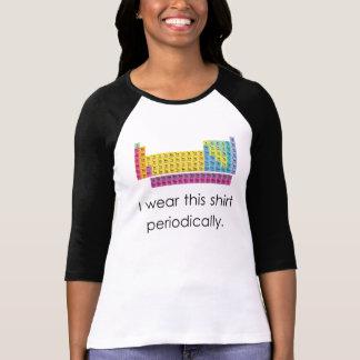 Ich trage dieses Shirt regelmäßig
