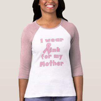 Ich trage Rosa für meinen MutterRaglan T-Shirt