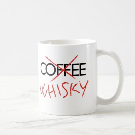 Ich trinke nicht cofee (links handers) kaffeetasse