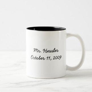 Ich tue.  Hochzeits-Becher Kaffee Haferl
