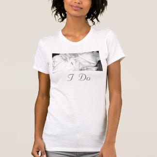 Ich tue T-Shirt
