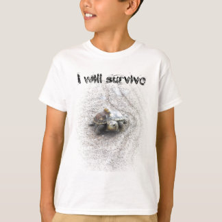 Ich überlebe T T-Shirt