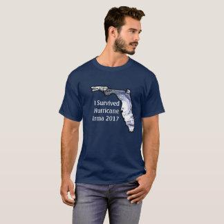 Ich überlebte Hurrikan-IrmaShirt 2017 T-Shirt