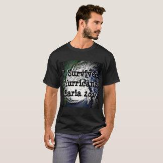 Ich überlebte Hurrikan-MariaShirt 2017 T-Shirt