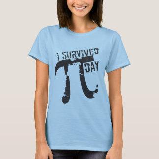 Ich überlebte PU-Tag - lustigen PU-Tag T-Shirt