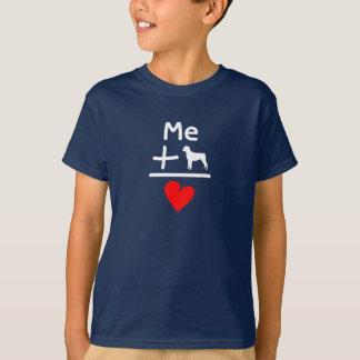 Ich und Hund T-Shirt