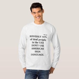 ICH UNTERZEICHNE NICHT! T-Shirt