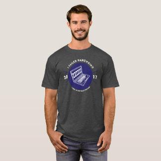 Ich versagte nanowrimo, aber ich will ein Shirt