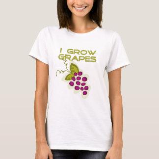 Ich wachse Trauben-T-Shirts und Geschenke