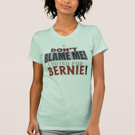 Ich wählte für Bernie! T-Shirt