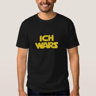 ICH WARS T-SHIRT