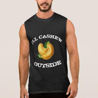 Ich werde Acajoubaum außerhalb T Ärmelloses Shirt