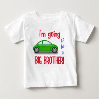 Ich werde ein Auto-T - Shirt des großen Bruders