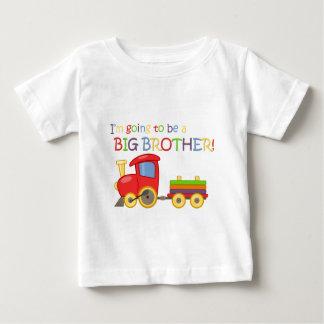 Ich werde ein großer Bruder sein! Baby T-shirt