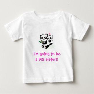 Ich werde ein T - Shirt der GROSSEN Schwester sein