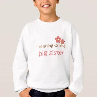 Ich WERDE EINE GROSSE SCHWESTER SEIN Sweatshirt