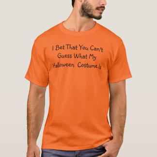 Ich wettete, dass Sie nicht schätzen können, was T-Shirt