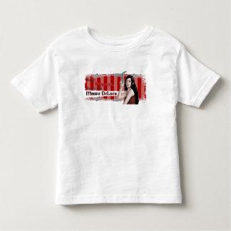 Ich will, um Maura-T-Stück zu sein Kleinkind T-shirt