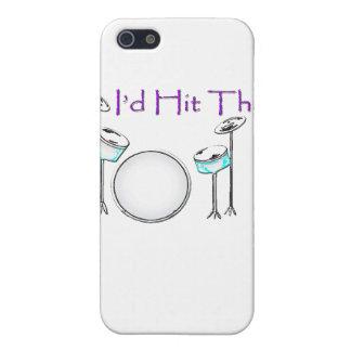 Ich würde diesen Trommel-Set Iphone 4 Fall-Speck Etui Fürs iPhone 5