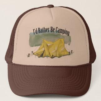 Ich würde eher Campings-Hut sein Truckerkappe