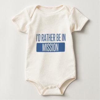 Ich würde eher im Auftrag sein Baby Strampler