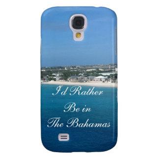 Ich würde eher im Telefon-Kasten Bahamas Samsung Galaxy S4 Hülle