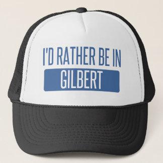 Ich würde eher in Gilbert sein Truckerkappe