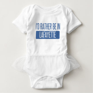 Ich würde eher in Lafayette-LA sein Baby Strampler