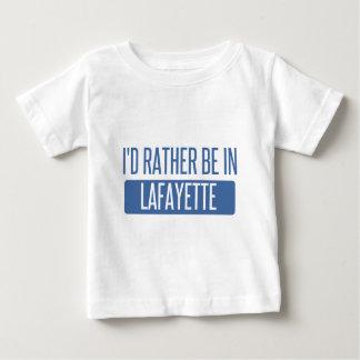 Ich würde eher in Lafayette-LA sein Baby T-shirt