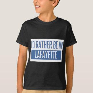 Ich würde eher in Lafayette-LA sein T-Shirt