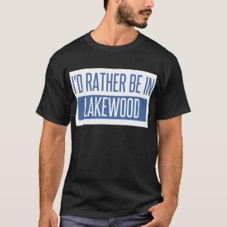 Ich würde eher in Lakewood CA sein T-Shirt