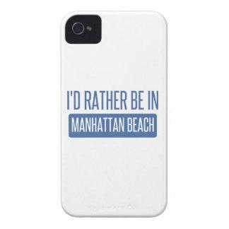 Ich würde eher in Manhattan Beach sein Case-Mate iPhone 4 Hülle