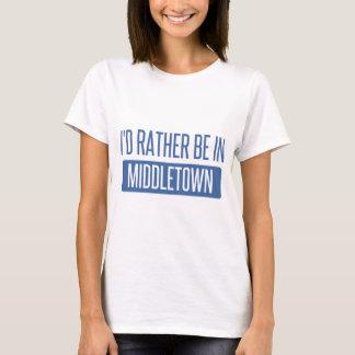 Ich würde eher in Middletown OH- sein T-Shirt