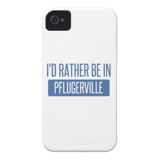 Ich würde eher in Pflugerville sein iPhone 4 Hüllen