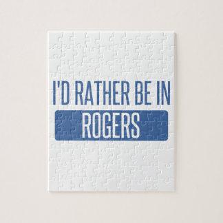 Ich würde eher in Rogers sein