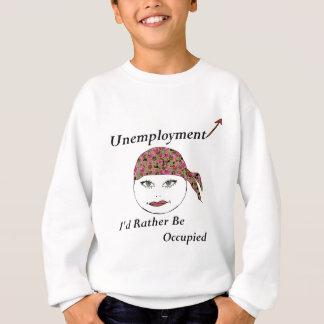 Ich würde vielmehr besetzt sweatshirt