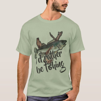 """""""Ich würde vielmehr"""" den T - Shirt der Männer"""