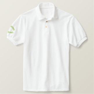 Ich würde vielmehr gesticktes Golf-Shirt Golf Poloshirt